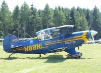 N88NL - Christen Pitts S-2B at the Montabaur airshow 2009