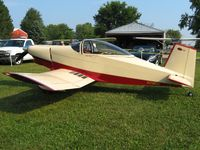 N718DR @ I80 - At the EAA breakfast fly-in - Noblesville, Indiana - by Bob Simmermon