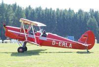 D-ERLA - Stampe (Nord) SV-4C at the Montabaur airshow 2009 - by Ingo Warnecke