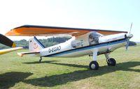 D-EGAO - Dornier Do 27B-3 at the Montabaur airshow 2009 - by Ingo Warnecke