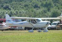 D-MALF - B&F Funk FK.9 at the Montabaur airshow 2009 - by Ingo Warnecke