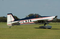 G-LAZA @ EGRO - G-LAZA at Heart Air Display, Rougham Airfield Aug 09 - by Eric.Fishwick