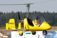 D-MFEZ @ LOAB - MT 03 Gyrocopter - by Andy Graf-VAP