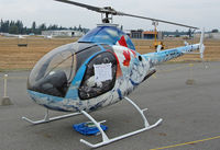 C-GSPE @ YXX - Static display at Abbotsford 2009 Airshow - by Mihnea Cirica