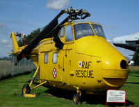 XP355 @ EGSH - At Norwich Aviation Museum