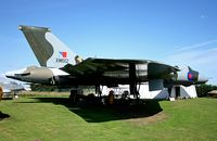 XM612 @ EGSH - At Norwich Aviation Museum