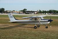 CF-GVX @ KOSH - Cessna 150H - by Mark Pasqualino