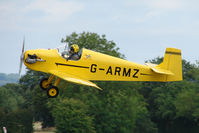 G-ARMZ @ EGKH - Druine Turbulent at Headcorn , Kent , UK