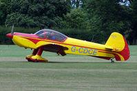 G-CDCE @ EGKH - Cap 10B at Headcorn , Kent , UK