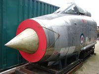 ZF587 @ EGKH - Preserved at Headcorn