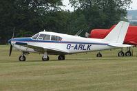 G-ARLK @ EGKH - Piper PA-24-250 at Headcorn , Kent , UK