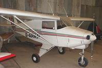 G-ARKP @ EGKH - Piper PA-22-108 at Headcorn , Kent , UK