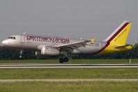 D-AGWB @ VIE - Germanwings Airbus 319 - by Dietmar Schreiber - VAP