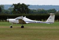 PH-1114 @ EGKH - Diamond HK 36 TC at Headcorn , Kent , UK