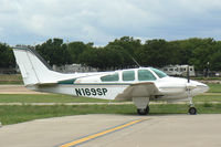 N169SP @ GPM - At Grand Prairie Municipal