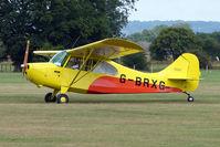 G-BRXG @ EGKH - 1946 Aeronca Aircraft Corporation AERONCA 7AC at Headcorn , Kent , UK