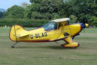 G-BLAG @ EGKH - 1984 Bray B PITTS S-1D at Headcorn , Kent , UK
