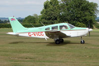 G-VICC @ EGKH - Piper PA-28-161 at Headcorn , Kent , UK