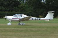 G-BXPD @ EGKH - 1997 Diamond Aircraft Industries Inc DA20-A1 at Headcorn , Kent , UK
