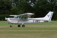G-NWFC @ EGKH - Cessna 172P at Headcorn
