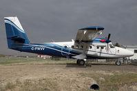 C-FWVV @ CEF4 - DHC-6 - by Andy Graf-VAP