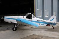 C-GFXU @ CYQF - Royco Air Service Piper 25 - by Andy Graf-VAP