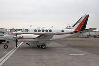 C-GHOC @ CYYC - Kenn Borek Air Beech 100 - by Andy Graf-VAP