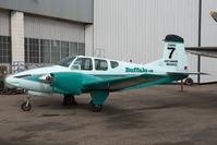 C-GIWJ @ CYQF - Buffalo Airways Beech 95 - by Andy Graf-VAP
