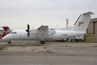 C-GRGK @ CYYC - Regional 1 DHC8-100 - by Andy Graf-VAP