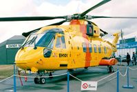 I-LIOI @ EGLF - EH Industries EH101 at Farnborough International 1998