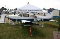 N127KJ @ OSH - 2005 Tiger Aircraft Llc AG-5B, c/n: 10248 - by Timothy Aanerud