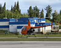 C-FARB @ CYZH - Slave Lake Airport - by William Heather