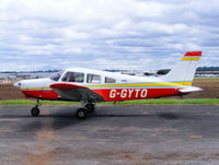 G-GYTO photo, click to enlarge