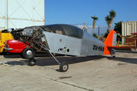 ZU-FAD @ FAPE - At the SAAF Museum in Port Elizabeth - by Micha Lueck