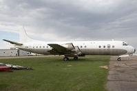 C-GZYH @ CYQF - Air Spray L-188 - by Andy Graf-VAP
