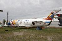 F-GPTK @ CYYC - Air Littoral CRJ - by Andy Graf-VAP