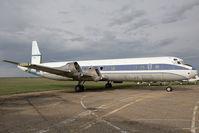 C-FVFI @ CYQF - Air Spray L-188 - by Andy Graf-VAP