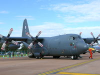 130323 @ EGVA - Lockheed CC-130E Hercules 130323 Canadian Armed Forces - by Alex Smit