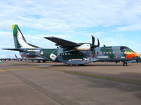 2811 @ EGVA - CASA C-105A Amazonas/C295 FAB2811 Brazilian Air Force dressed up as a pelican - by Alex Smit