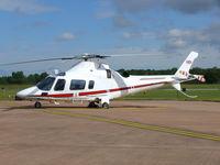 ZR322 @ EGVA - Agusta A109E Power ZR322 Royal Air Force - by Alex Smit