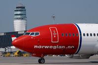LN-KKT @ VIE - Norwegian Boeing 737-300 - by Dietmar Schreiber - VAP