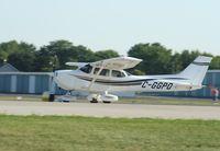 C-GGPO @ KOSH - Cessna 172R - by Mark Pasqualino