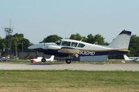 N930MD @ KOSH - Piper PA-23-250 - by Mark Pasqualino