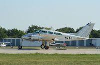 N7AE @ KOSH - Cessna 320D