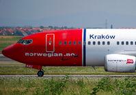 LN-KKI @ LOWW - Norwegian Boeing 737-300 - by Hannes Tenkrat