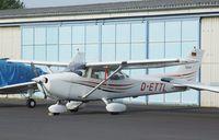 D-ETTL @ EDKB - Cessna 172R Skyhawk  at the Bonn-Hangelar centennial jubilee airshow - by Ingo Warnecke
