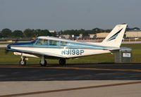 N9198P @ LAL - Piper PA-24-260