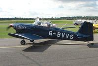 G-BVVS @ EGSX - at 2009 North Weald RV Fly-in