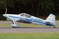 G-GDRV @ EGSX - RV-6 at 2009 North Weald RV Fly-in