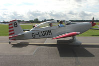 G-LUDM @ EGSX - RV-8 at 2009 North Weald RV Fly-in